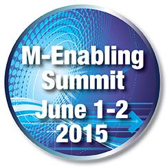 M-Enabling Summit 2015 logo