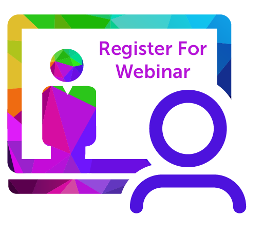 Register for webinar icon