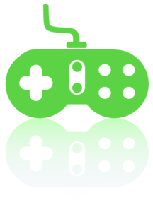 Icon of Video Game Controller