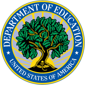 Seal of the US Department of Education