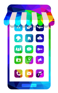 Retail Apps on a Mobile Phone