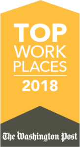 Top Workplaces 2018 logo