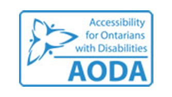 AODA - Accessibility for Ontarians with Disabilities