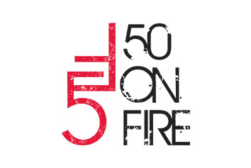 DC Inno 50 on Fire