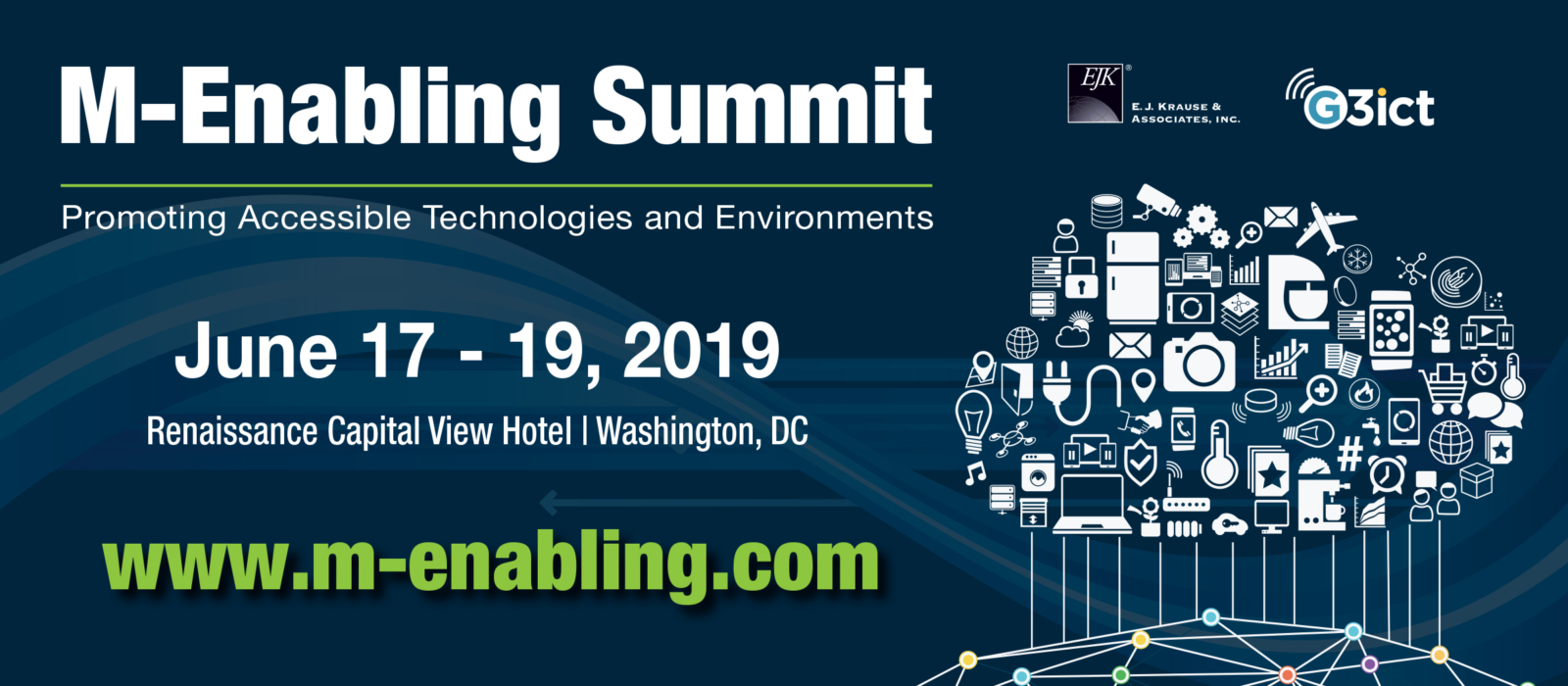 m-Enabling Summit June 17-19, 2019