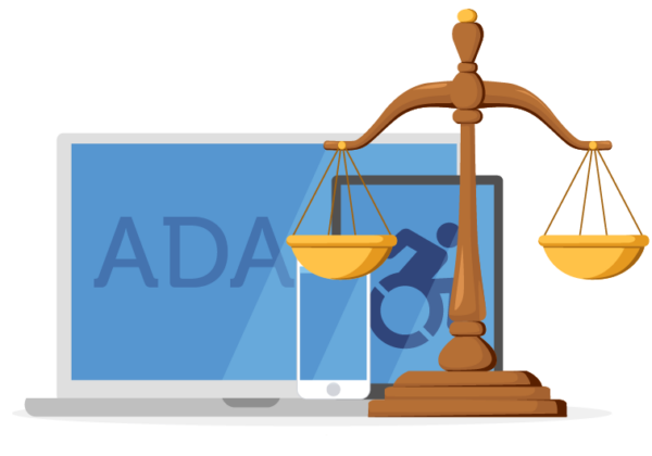 ADA compliance for websites legal update