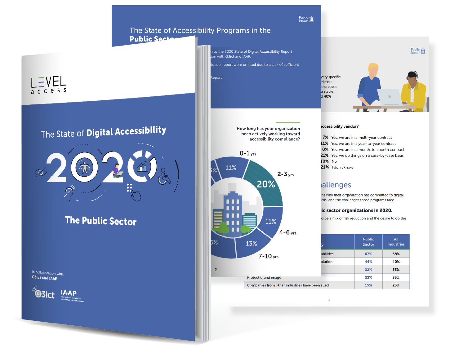 The 2020 State of Digital Accessibility Public Sector Report