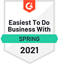 Easiest to do Business With Spring-2021