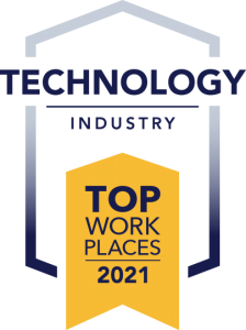 Technology Industry Top Work Places 2021