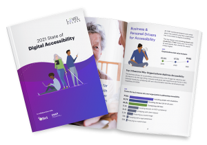 Webinar: Unpacking the 2021 State of Digital Accessibility Report