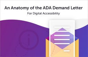 An Anatomy of the ADA Demand Letter